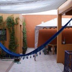 Отель Hostal Nova House Мехико бассейн