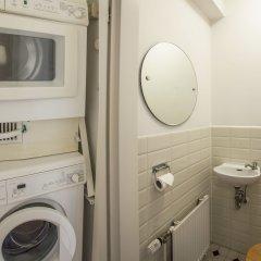 Отель Rijksmuseum Apartment Нидерланды, Амстердам - отзывы, цены и фото номеров - забронировать отель Rijksmuseum Apartment онлайн ванная