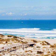 Отель The Village Praia D El Rey Golf & Beach Resort Обидуш пляж