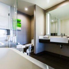 Отель Vdara Suites by AirPads США, Лас-Вегас - отзывы, цены и фото номеров - забронировать отель Vdara Suites by AirPads онлайн ванная