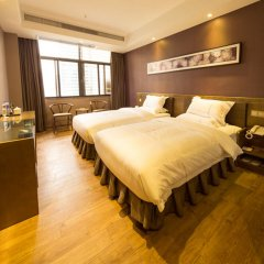 Отель Yingshang Dongmen Branch Шэньчжэнь комната для гостей