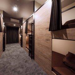 Montan Hakata Hostel Хаката интерьер отеля