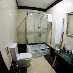 Отель Vilesh Palace Hotel Азербайджан, Масаллы - отзывы, цены и фото номеров - забронировать отель Vilesh Palace Hotel онлайн ванная фото 2