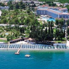 Rox Royal Hotel Турция, Кемер - 4 отзыва об отеле, цены и фото номеров - забронировать отель Rox Royal Hotel онлайн пляж