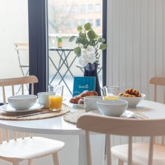Апартаменты Sweet inn Apartment - Luxembourg Брюссель питание фото 2