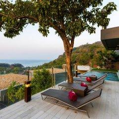 Отель Sunsuri Phuket 5* Вилла Grand с различными типами кроватей фото 3