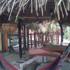 Отель Coco cabañas спортивное сооружение