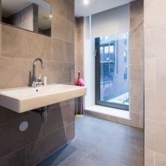 Отель NDSM Serviced Apartments Нидерланды, Амстердам - отзывы, цены и фото номеров - забронировать отель NDSM Serviced Apartments онлайн ванная фото 2