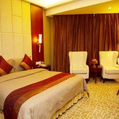 Отель Century Plaza Hotel Китай, Шэньчжэнь - отзывы, цены и фото номеров - забронировать отель Century Plaza Hotel онлайн комната для гостей фото 2
