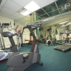 Hotel Dnipro фитнесс-зал