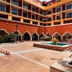 Отель Holiday Inn Merida Mexico развлечения