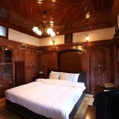 Отель Tepebasi Konaklari сейф в номере