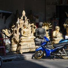 Vivit Hostel Bangkok Бангкок спа