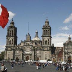 Отель Hampton Inn & Suites Mexico City - Centro Historico Мехико фото 2