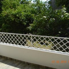 Отель Asja Apartment Сербия, Белград - отзывы, цены и фото номеров - забронировать отель Asja Apartment онлайн балкон