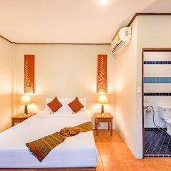 Отель Eden Bungalow Resort комната для гостей фото 3