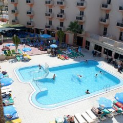 San Pawl Hotel бассейн