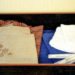 Отель Tabinoyado Asonoyu Минамиогуни ванная