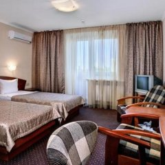 Гостиница Братислава 3* Стандартный номер с различными типами кроватей фото 13