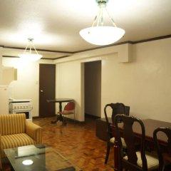 Отель El Rico Suites Филиппины, Макати - отзывы, цены и фото номеров - забронировать отель El Rico Suites онлайн интерьер отеля фото 2