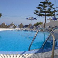 Отель Emmanouela Studios Греция, Остров Санторини - отзывы, цены и фото номеров - забронировать отель Emmanouela Studios онлайн бассейн