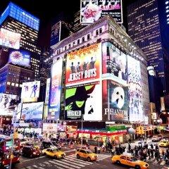 Отель Crowne Plaza Times Square Manhattan США, Нью-Йорк - отзывы, цены и фото номеров - забронировать отель Crowne Plaza Times Square Manhattan онлайн фото 15