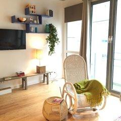 Апартаменты Sweet inn Apartments Galeries Lafayette-St Lazarre комната для гостей фото 5