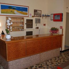 Hotel Zaghini интерьер отеля
