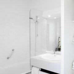 Отель At Home Appart Hotel Франция, Тулуза - отзывы, цены и фото номеров - забронировать отель At Home Appart Hotel онлайн ванная фото 2