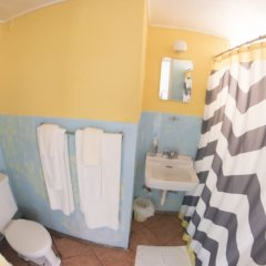 Отель North Coast Cottage ванная фото 2