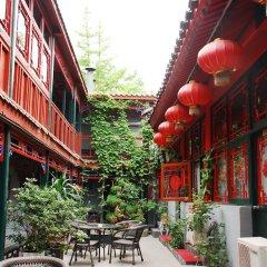 Отель Beijing Double Happiness Hotel Китай, Пекин - отзывы, цены и фото номеров - забронировать отель Beijing Double Happiness Hotel онлайн балкон