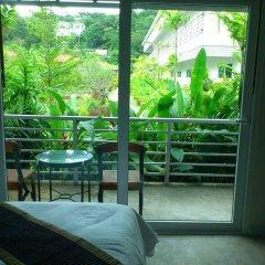 Отель Phu-Kamala балкон