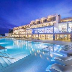Отель Elba Sunset Mallorca Thalasso Spa бассейн
