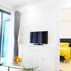 Отель Tropical Garden Pratumnak Паттайя комната для гостей