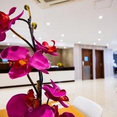 Blubay Apartments by ST Hotel Гзира интерьер отеля