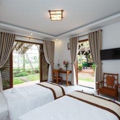Отель Lama Homestay Hoi An комната для гостей фото 3