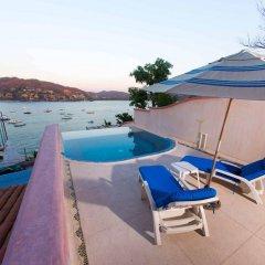 Отель Villa del Pescador бассейн фото 2