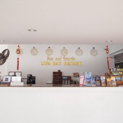 Отель Lipa Bay Resort гостиничный бар
