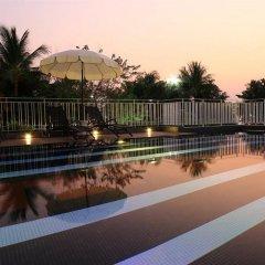 Отель Mera Mare Pattaya бассейн