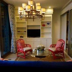 Отель Baan Plai Haad Beachfront Condominium Паттайя комната для гостей фото 3