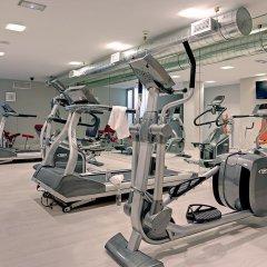 Отель Crowne Plaza Madrid Airport фитнесс-зал