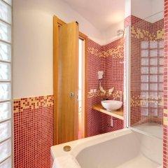 Отель Residenza Domizia Smart Design Италия, Рим - отзывы, цены и фото номеров - забронировать отель Residenza Domizia Smart Design онлайн ванная