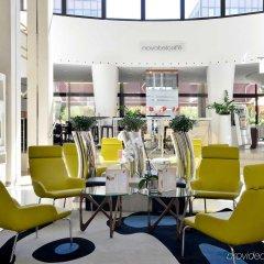 Отель Novotel Paris Vaugirard Montparnasse бассейн