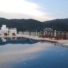 Отель Baumancasa Beach Resort бассейн фото 6
