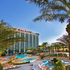 The Orleans Hotel & Casino бассейн фото 2