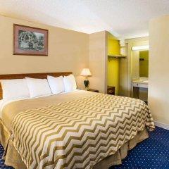 Отель Travelodge by Wyndham Tacoma Near McChord AFB США, Такома - отзывы, цены и фото номеров - забронировать отель Travelodge by Wyndham Tacoma Near McChord AFB онлайн комната для гостей фото 5