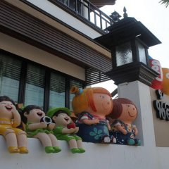 The Leaf Hotel Koh Larn детские мероприятия фото 2