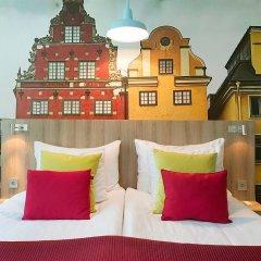 Отель Central Hotel Швеция, Стокгольм - отзывы, цены и фото номеров - забронировать отель Central Hotel онлайн комната для гостей