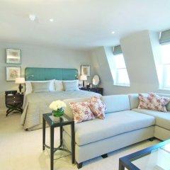 Отель The Stafford London комната для гостей фото 5