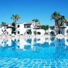 Отель Apartamentos VISTAPICAS бассейн
